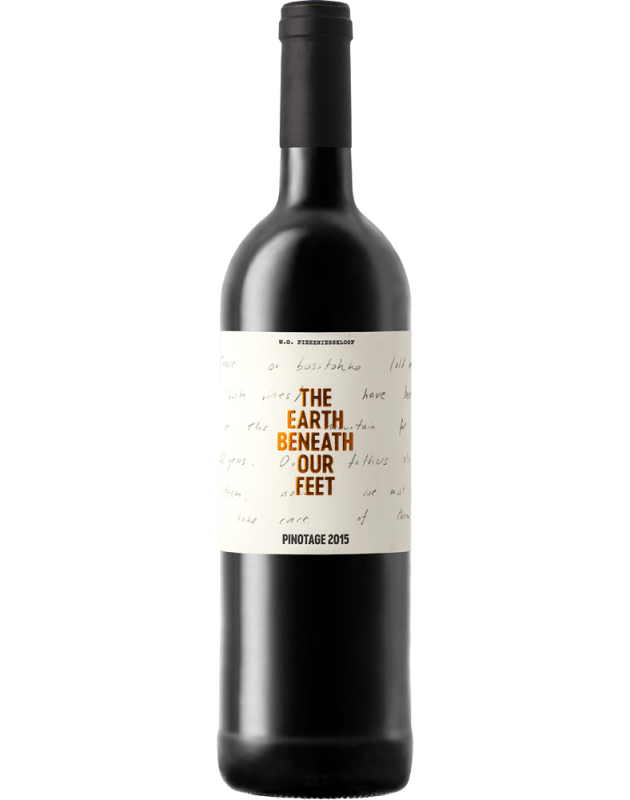 The Earth Beneath Our Feet Pinotage 2015