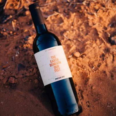 The Earth Beneath Our Feet Pinotage 2012